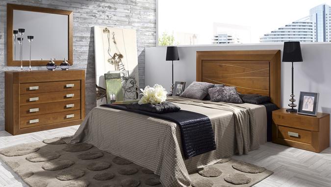 Mueble r stico tienda de muebles e interiorismo tendaestudi - Decoracion dormitorio rustico ...